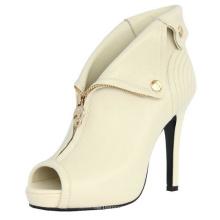 Neuer Stil der Frauen Ankle Bootie (HCY02-840)