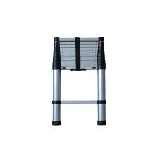 Телескопическая лестница 10,5 футов - алюминиевая удлинительная лестница с функцией мягкой пружины, сертифицированная по EN131-6 грузоподъемность 330 фунтов