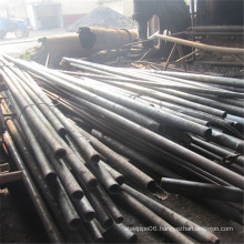 hot rolled EN10255 black tube pipe, seamless steel tube pipe with good quality
