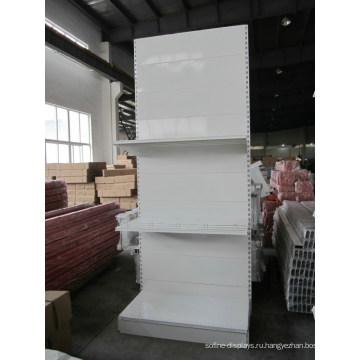 Супермаркет и магазин Дисплей оборудование/металлические светодиодные системы хранения полки гондолы и Стоечных