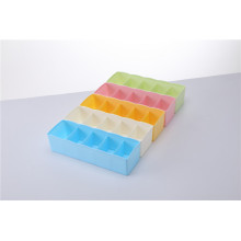5 Cells Plastic Organizer Storage Box