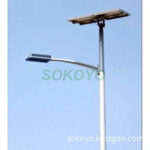 CE proved Solar Street Lights with 60W LED lamp