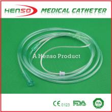 HENSO Desechable PVC Médica Estéril Nasal Cánula