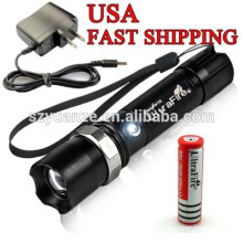 china alibaba led flashlight, led torch flashlight, rechargeable led flashlight, flashlight leds