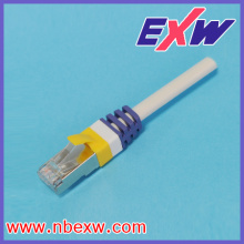 Cable de conexión Cat6 S / FTP PIMF
