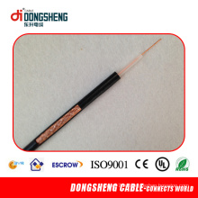 Заводские поставки Rg11 CCTV кабель / кабель CATV / коаксиальный кабель