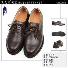 Sapato de couro genuíno sapato vestido de homem 2015
