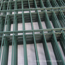 Hot Sale Green Double Wire Mesh Fence High Quality