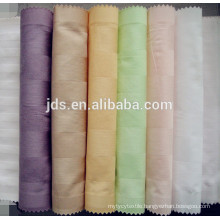 100% polyester dyed fabric for home textile