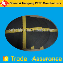 High temperature PTFE + 40% Bronze Filled guide tapes