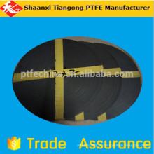 PTFE de alta temperatura + 40% Bronze Fitas de guia cheias