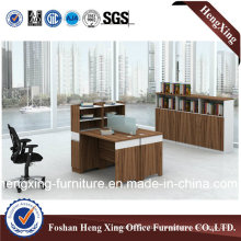 Factory Price Office Furniture Workstation Partition with Cabinet (HX-CRV007)