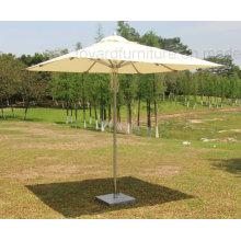 Paraguas de aluminio de alta calidad para el jardín del hotel (U782)