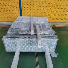 Placa fría líquida de aluminio para la gestión térmica de la batería