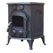 Cast Iron European Free Standing Stove (FIPA 030) /Heater