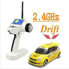 Brinquedo de Plástico 1: 28 Drift Remote Control Model Car