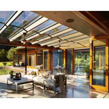 Отличное качество фабрики высокое качество поставок Моторизованные и ручные напольные рулонные шторы прозрачные с полиэстер ткань