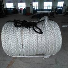 High quality factory for White Mooring Rope DNV Approved 12 Strand Polyester Mooing Rope supply to China Manufacturer