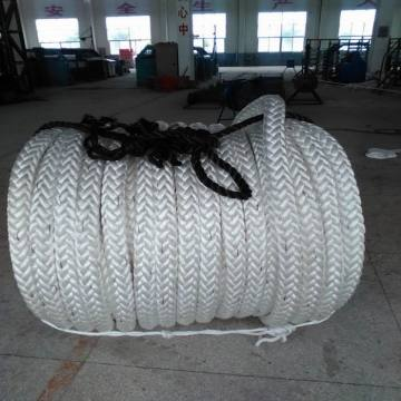 DNV Approved 12 Strand Polyester Mooing Rope
