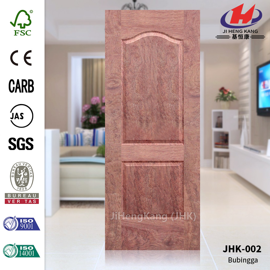 High Quality MDF Bubinga Door Immaterial