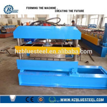 Automatic Aluminium Roof Tile Making Machine, Corrugated Metal Roof Sheet Roll Forming Machine