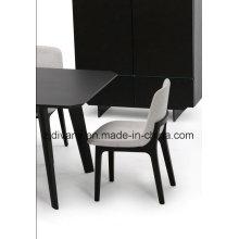Ameublement salle à manger en bois tissu chaise (C-50)