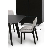 Silla de tela de madera de comedor de muebles para el hogar (C-50)