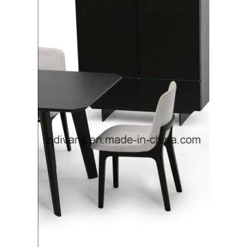 Wohnmöbel aus Holz Stoff Esszimmerstuhl (C-50)