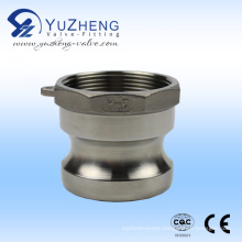 Stainless Steel Female Camlock Coupling