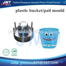 Molde pequeno balde de plástico para crianças brincam
