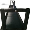 Support métallique de rangement pliable à quatre étagères robustes