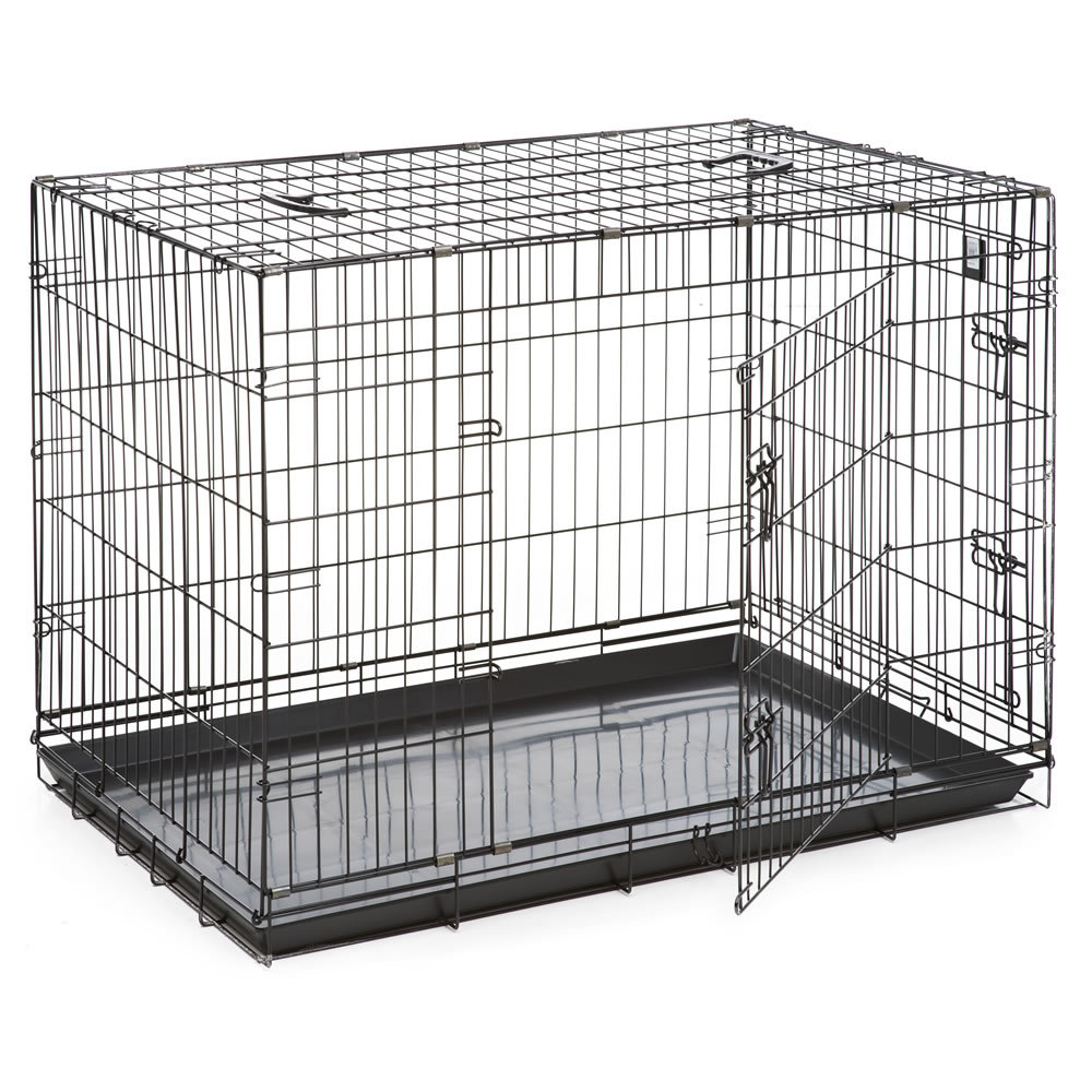 Wire Dog Crate