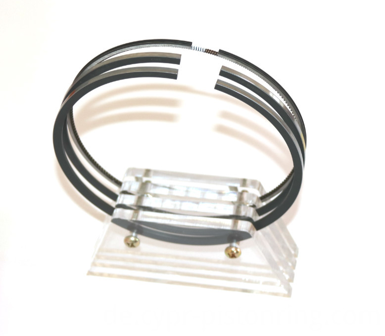 Agricultural piston ring