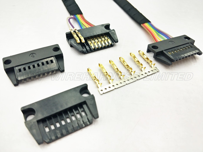 IDC Wire cable assembly