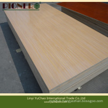 New Type E0 Grade High Glossy Melamine Plywood for Decoration