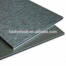 Panneaux composites en aluminium pour extérieur