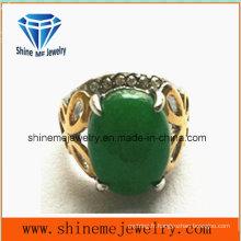Bague à doigts en acier inoxydable en acier inoxydable à bijoux (SCR2888)