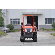 High safety factor and stability Crawler Tractor