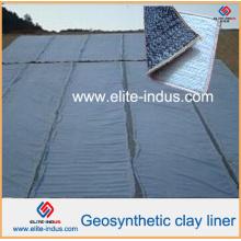 Liner de argila geossintético de agricultura (GCL)
