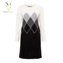 2016 neue Design heißer Verkauf Damen lange Pullover Pullover Pullover