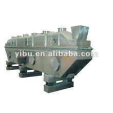 Rectilinear Vibrating-Fluidized Dryer used in fruit and vegetable