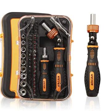Conjunto de chaves de fenda de precisão para ferramentas de conserto de bicicletas