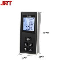 JRT World Premier 150m 120m 100m Range Lazer télémètre avec alliage d'aluminium
