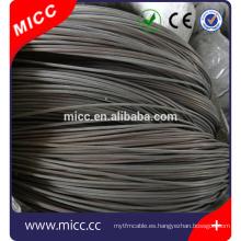 Cable calefactor eléctrico MICC FeCrAl