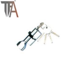 Einseitiger offener Schließzylinder TF 8008
