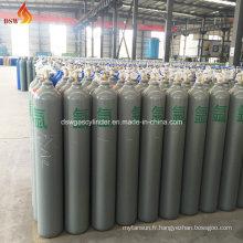 40liter China Produze Argon Gas Cylinder
