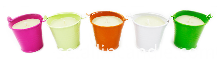 mosquito repellent color candle