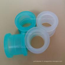 Bagues en caoutchouc en plastique anti-vibration pour composants mécaniques