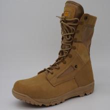 2016new diseño camuflaje botas del desierto selva tactical botas de los militares