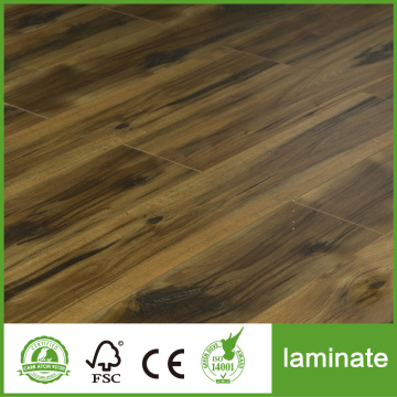8mm Unilin Kliknij na Euro Lock Laminate Flooring
